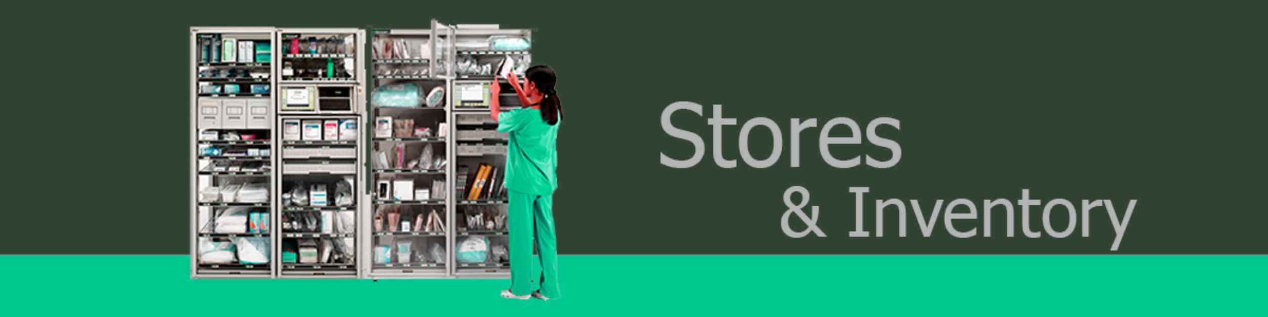 Stores & Inventory